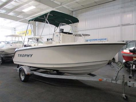 Trophy Boats 1903 Center Console by Trophy 1903 Center Console Boats For Sale Boats