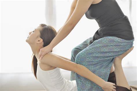 What Is Thai Massage