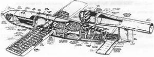 An Unmanned Airplane With A Pulse Rocket Engine  The V