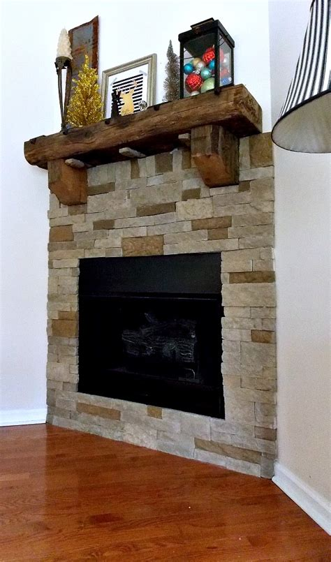 airstone fireplace remodelaholic 7 inspiring before and afters january