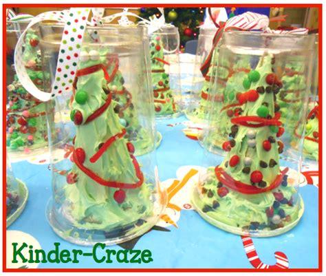 plastic cups christmas tree a kinder craze