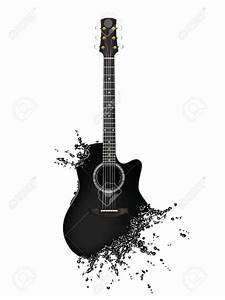 guitar silhouette - Google Search | Camp Rock prop ideas ...