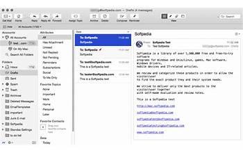 Postbox screenshot #0
