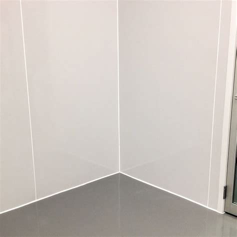how to clean white wall biosafe frp cpvc modular cleanrooms by terra universal
