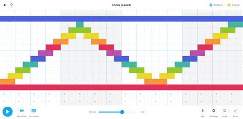 Song maker, the newest experiment in chrome music lab, is a simple way for anyone to make and share a song. A Journal of Musical ThingsGoogle has come up with a way ...