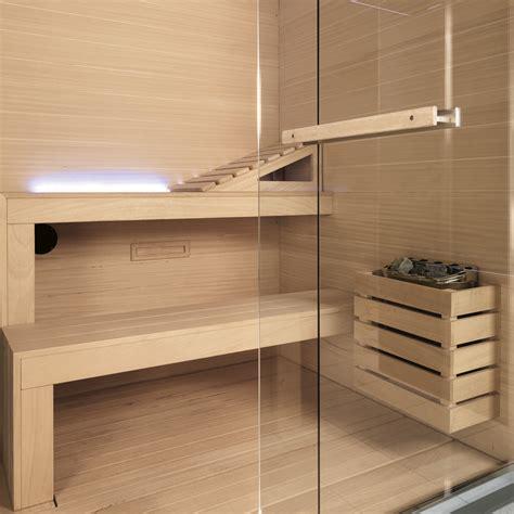 Docce Sensoriali by Docce Saune Comes Costruire E Abitare