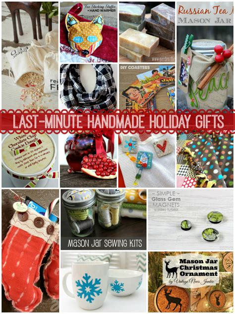 last minute handmade gifts tauni co