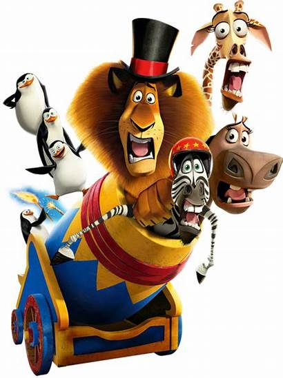 Madagascar Character Clipart Wikia