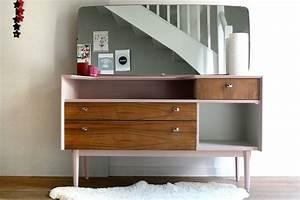 Meuble Coiffeuse But : meuble coiffeuse vintage girly les jolis meubles ~ Teatrodelosmanantiales.com Idées de Décoration