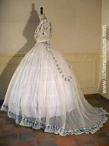 robe d39ete a crinoline historical things pinterest With robe à crinoline