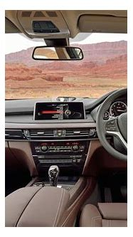 2014-BMW-X5-Interior - In Car Entertainment and Projector ...