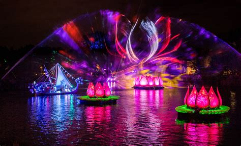 disney world light show everything coming to disney this year