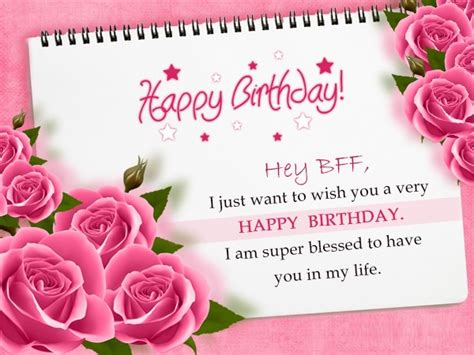 Best Wishes To A Friend Happy Birthday Wishes For Best Friend Birthday Messages