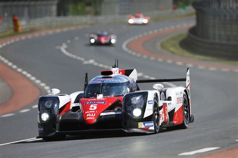 toyota gazoo racing in the mix at le mans nz motor racing nz motor racing