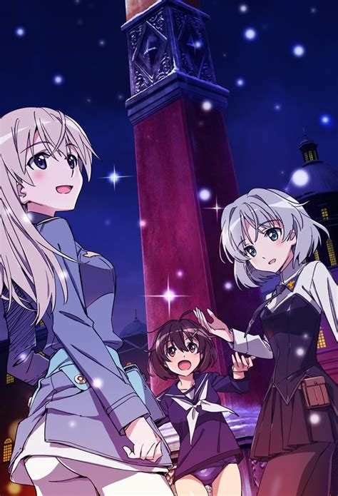 'Brave Witches' Gets a New Anime Movie on May 2017 | MANGA ...