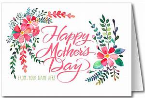 Vintage Bouquet Mother's Day Cards [16008] : Harrison ...