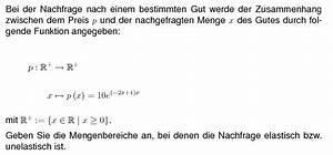 Differenzial Rechnung : mathe aufgaben analysis differenzialrechnung elastizit t ~ Themetempest.com Abrechnung