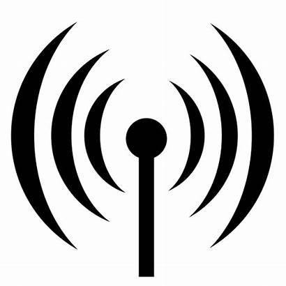 Signal Aerial Icons Icon Transparent Svg