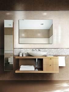 palette couleur salle de bain decorer avec la couleur marron With salle de bain design avec décoration de tables