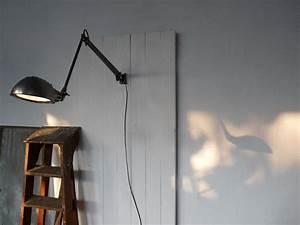 Applique Murale Bras Articulé : lampe murale articul e applique murale bras articul triloc ~ Teatrodelosmanantiales.com Idées de Décoration
