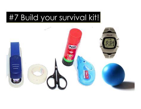 #7 Build Your Survival Kit