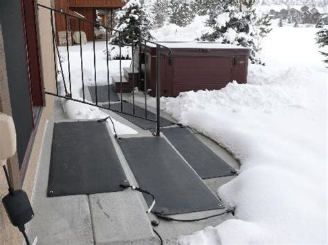 3 reasons outdoor heated floor mats are worth the investment