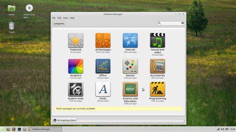 bureau linux linux mint 17 1 avec le bureau xfce