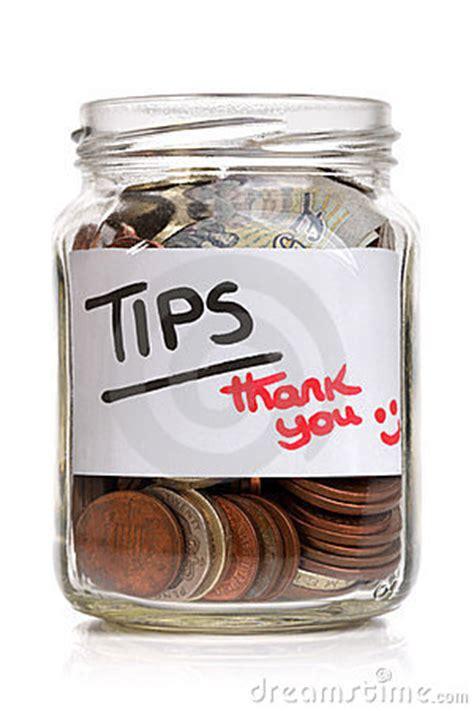 tip jar stock  image