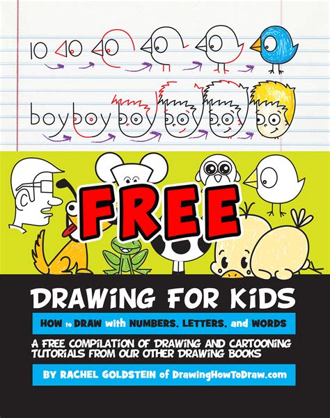 smashwords drawing  kids   draw cartoons