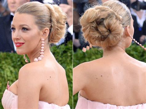 Mane Addicts HOW TO: Blake Lively's Met Gala Modern 70's
