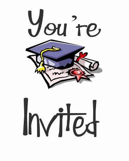 Graduation Printable Preschool Invitations Grade Invitation Clipart