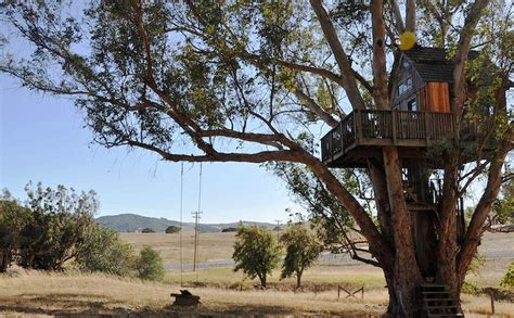 These Awesome Airbnb Treehouses Are Yours To Rent This