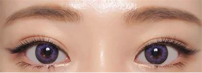 Extra Dali Neo Violet Contacts Lenses Colored