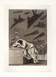 Goya U2019s Etchings Of A Dark And Complicated Past