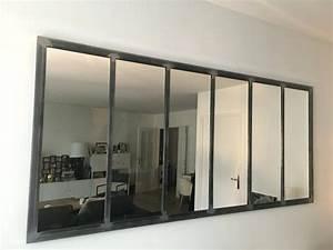 Miroir Style Verriere : miroir verriere ekinopo ~ Melissatoandfro.com Idées de Décoration