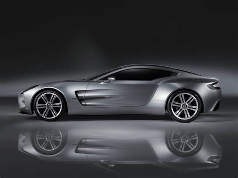 Aston Martin One-77 Concept Wallpapers