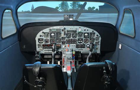 Siai-Marchetti SF-260 - Frasca Flight Simulation