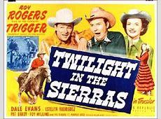 Twilight in the Sierras 1950 Movie