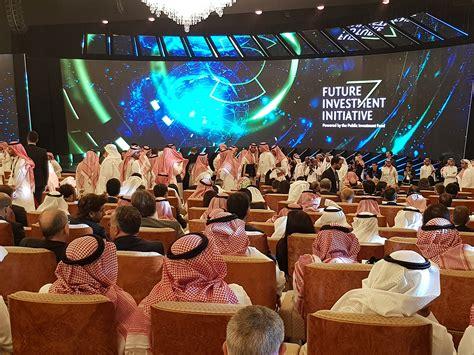 future investment initiative saudi arabia signs deals