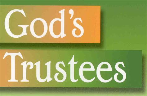 Image result for god's trustees