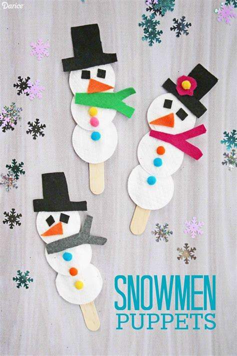 25+ Best Winter Craft Ideas On Pinterest Christmas