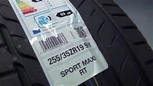 Dunlop Sport Maxx Rt : dunlop sport maxx rt mit felgenschutz youtube ~ Melissatoandfro.com Idées de Décoration