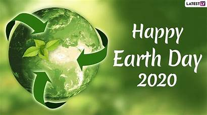 Earth Environmental Protection Message Planet Promoting Greetings