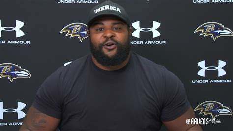 Brandon Williams: I'm Back Home at Nose Tackle