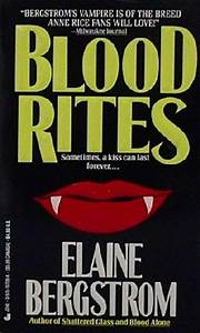 Blood Rites (Austra Family) by Elaine Bergstrom