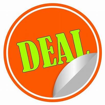 Transparent Sticker Deal Vector Discount Pngpix Clipart