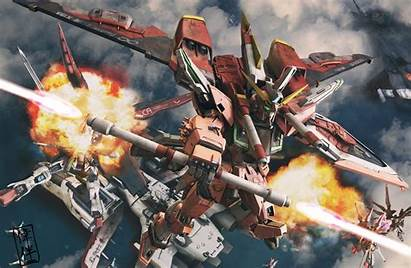 Gundam Wallpapers Awesome Anime Justice Mobile Suit