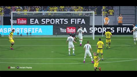 Скачать с ютуба fifa 16 squad builder showdown vs aj3fifa! Perfeito Free kick com Marco Reus - FIFA 16 - YouTube