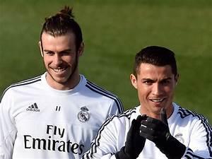 Cristiano Ronaldo rates Gareth Bale as Real Madrid's third ...