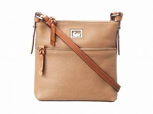 dooney bourke dillen 2 letter carrier in brown sand f13 With leather letter carrier bags